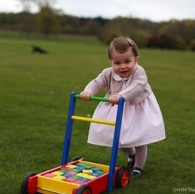 Kensington Palace Shares New Photos Of Princess Charlotte Ahead Of Her Birthday!
