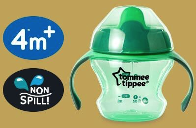 Tommee Tippee First Sips Transition Cup