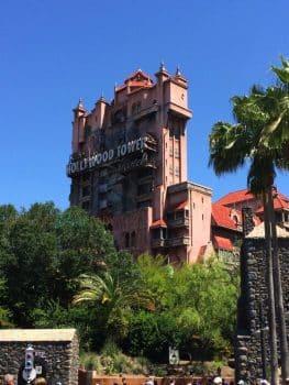 Tower of Terror Disney's Hollywood studios theme park