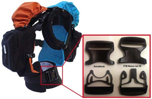 Twin Go Baby carrier recall