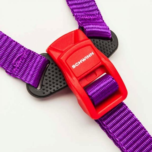 image of recalled Pacific Cycle Magnetic No-Pinch Buckle Infant Bicycle Helmets Chin Strap