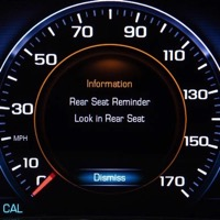 New GM Feature Warns Parents Baby Is On Board