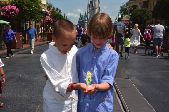 Disney World Add magic to photo