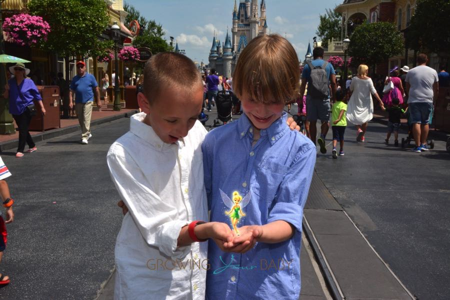 Disney World Add magic to photo