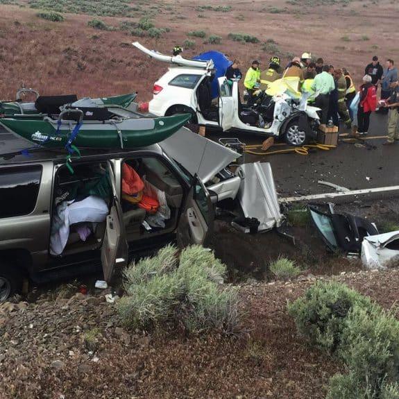 Killian Gonzalez crash scene
