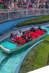 Kim Kardashian and Kanye celebrate North West's Birthday at Disneyland with Kourtney Scott, Mason & Penelope Disick