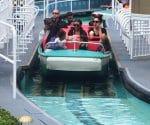 Kim Kardashian and Kanye celebrate North West's Birthday at Disneyland with Kourtney Scott, Mason and Penelope Disick