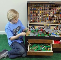 Kids Can Build and Store Their LEGO Creations With The Maker's Chest!