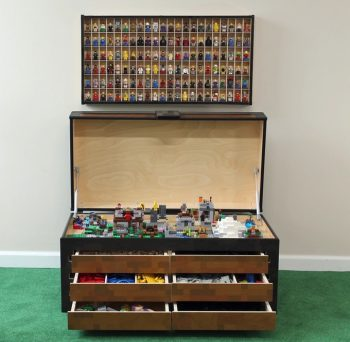 Lego & Toy Storage Solution