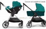 Mamas And Papas Armadillo Flip XT stroller infant options