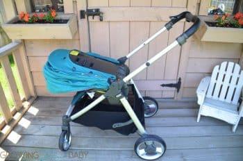 Mamas & Papas Armadillo Flip XT Stroller - folding