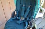 Mamas & Papas Armadillo Flip XT Stroller - seat