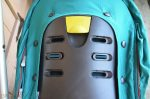 Mamas & Papas Armadillo Flip XT Stroller - seat recline mechanism