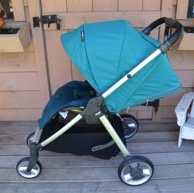 Compact & Chic ~ Mamas & Papas Armadillo Flip XT Stroller!  {VIDEO}