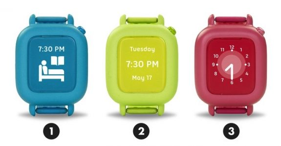 Octopus kids watch