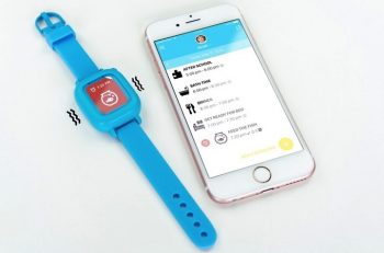 Octopus kids watch - with phone