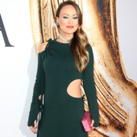 Olivia Wilde Radiant in Rosie Assoulin at the 2016 CFDA Awards