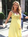 Pregnant Blake Lively Leaves the Today SHow