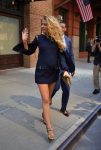 Pregnant Blake Lively steps out in NYC