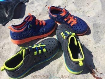 stride Rite phibian shoes
