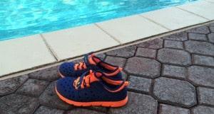 stride Rite phibian shoes pool f