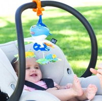 Car, Stroller or Crib! ~ Tiny Love's Take-Along Mobile Is Perfect For On-The-Go!