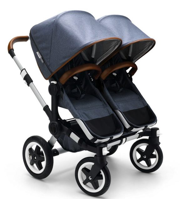 Bugaboo Donkey Weekender Limited-edition - two seats