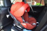 CYBEX Cloud Q infant Car Seat review