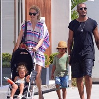 Doutzen Kroes And Sunnery James On Holiday In Ibiza