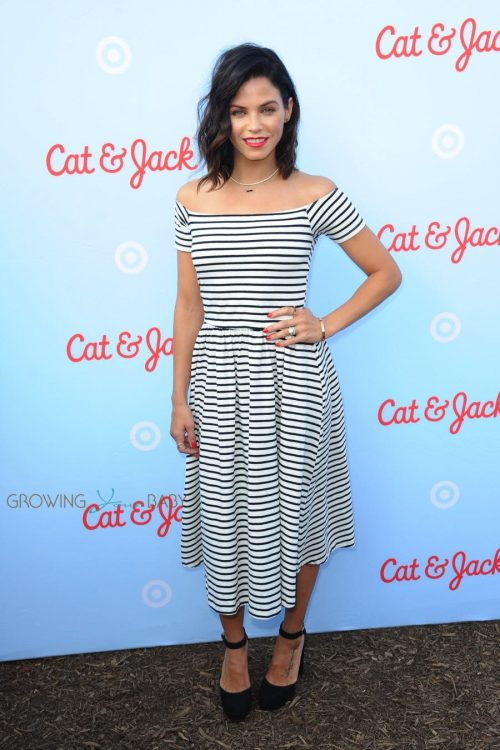 Jenna dewan Tatum at the Target Cat & Jack Launch Celebration