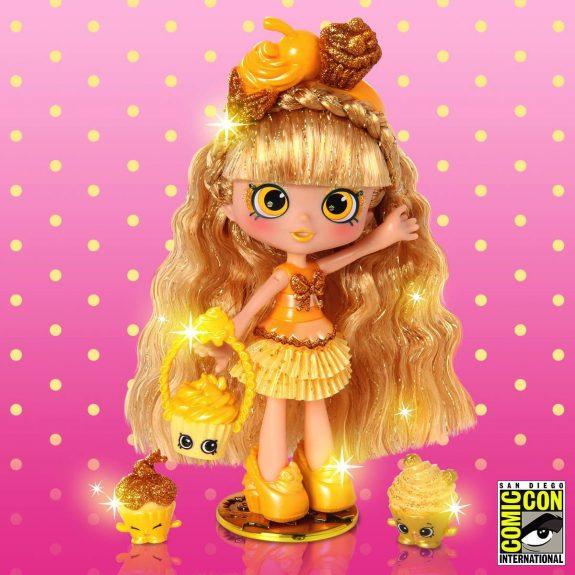 Jessicake Limited Edition Golden Cupcake