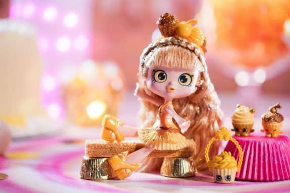 Jessicake Limited Edition Golden Cupcake