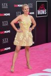 Kristen Bell walks the red carpet at the 'Bad Moms' LA Premiere
