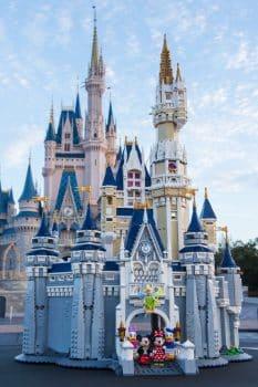 LEGO 71040 The Disney Castle 2016