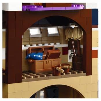 LEGO 71040 The Disney Castle 4th floor
