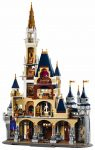 LEGO 71040 The Disney Castle - back
