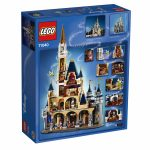 LEGO 71040 The Disney Castle - box back