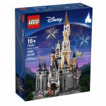 LEGO 71040 The Disney Castle box front
