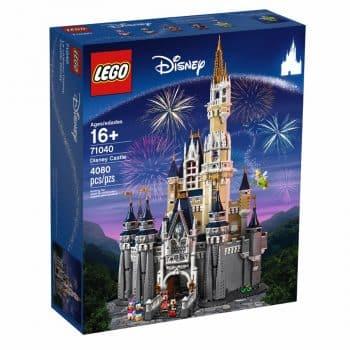 LEGO 71040 The Disney Castle box front
