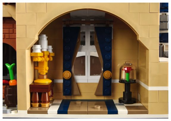 LEGO 71040 The Disney Castle - second floop