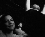 Liv Tyler and Dave Gardner at Nowl Gallagher's concert