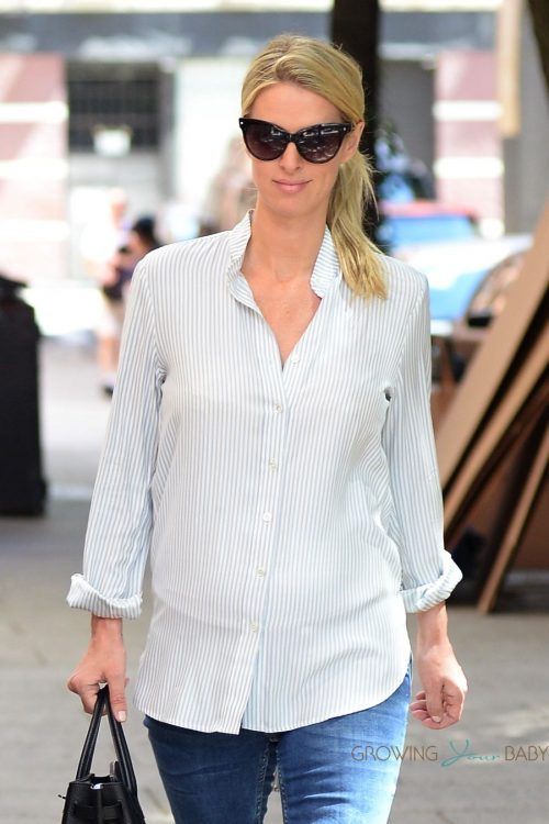 Nicky Hilton Rothschild out in NYC just 3 days after giving birth