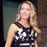 Blake Lively Continues Her Stylish Press Tour in NYC