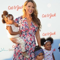 Blake Lively Attends Target's Cat & Jack Launch