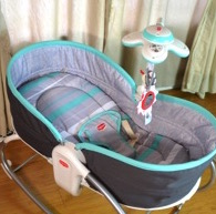 Tiny Love 3 in 1 Rocker Napper {VIDEO REVIEW}