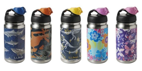 recalled L.L. bean children's water bottles