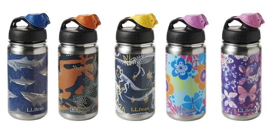 recalled L.L. bean children's water bottles