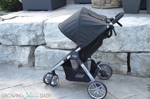 2016 Britax B-agile review