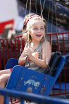 Alicia Silverstone's son Bear Blu Jarecki at the farmer's market in LA