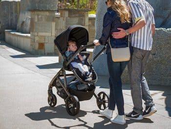 Britax 2017 B-Ready Stroller -family